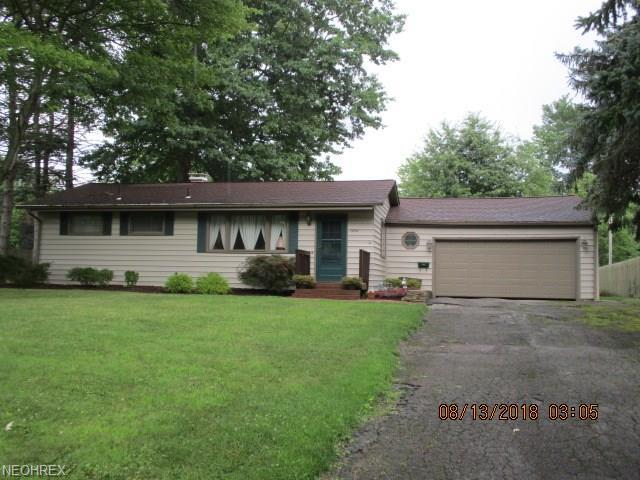 1481 Yolanda Dr, Youngstown, OH 44515 (MLS #4028246) :: RE/MAX Valley Real Estate