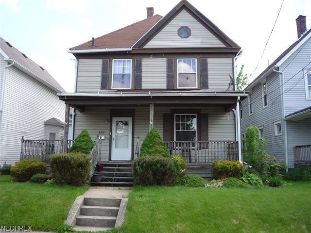 350 Clarendon Ave NW, Canton, OH 44708 (MLS #4029022) :: The Kaszyca Team