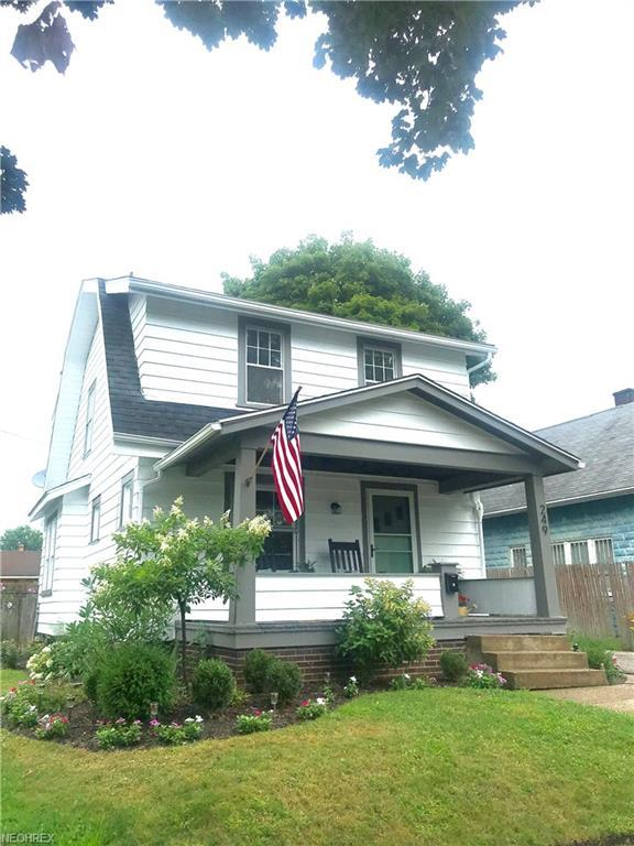 249 Park Ave NW, New Philadelphia, OH 44663 (MLS #4029254) :: RE/MAX Edge Realty