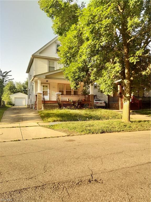 4605 Woburn Ave, Cleveland, OH 44109 (MLS #4029306) :: RE/MAX Edge Realty