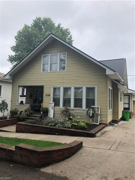 216 E Main St, Baltic, OH 43804 (MLS #4029520) :: RE/MAX Edge Realty