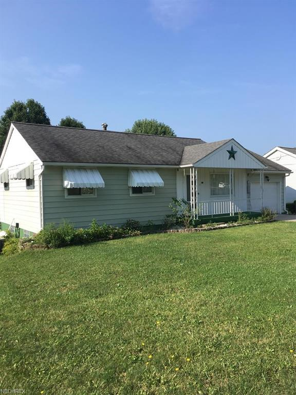 3005 4th St, Moundsville, WV 26041 (MLS #4030027) :: The Crockett Team, Howard Hanna