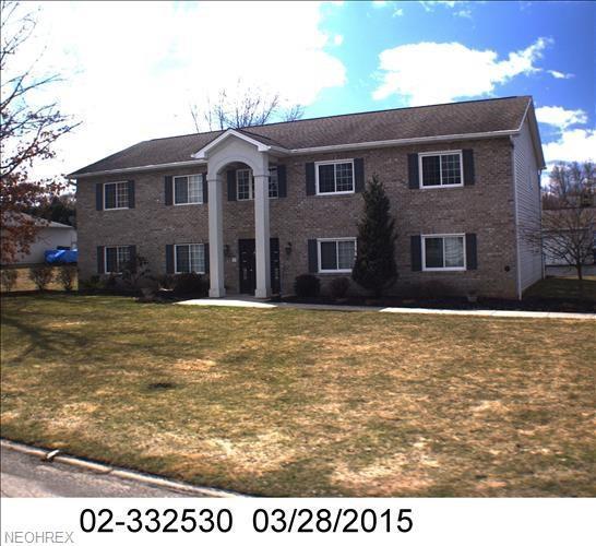 544 Caroline Ave #4, Hubbard, OH 44425 (MLS #4030086) :: The Crockett Team, Howard Hanna