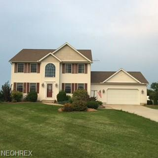 10939 Parmenter Rd, Burbank, OH 44214 (MLS #4030583) :: RE/MAX Edge Realty