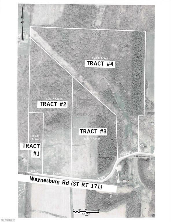Waynesburg Rd Sr 171, Carrollton, OH 44615 (MLS #4031617) :: Keller Williams Chervenic Realty