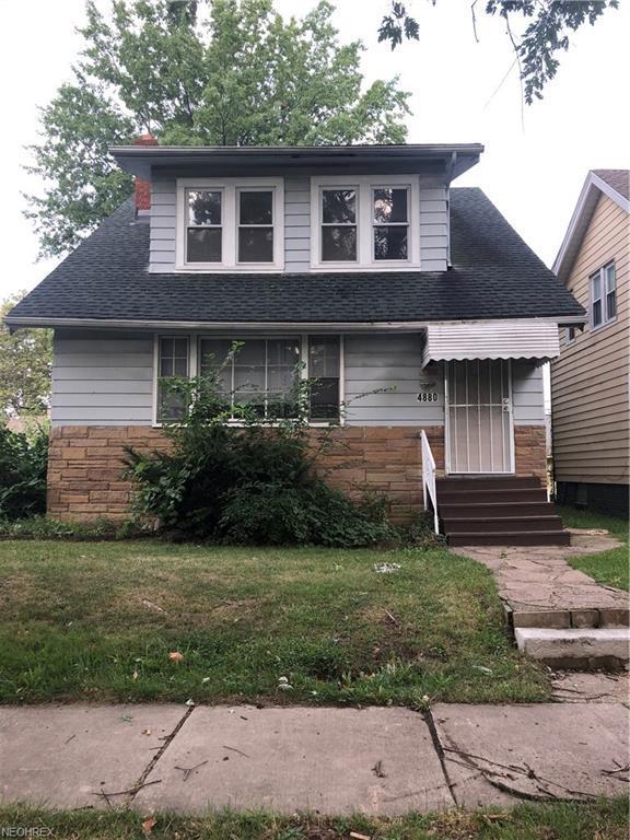 4880 E 85th St, Garfield Heights, OH 44125 (MLS #4031692) :: The Crockett Team, Howard Hanna