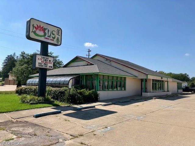 1616 Claremont Ave, Ashland, OH 44805 (MLS #4032850) :: Keller Williams Chervenic Realty