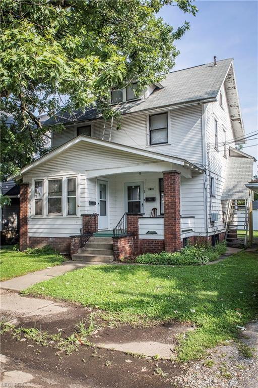 2813 NW 2nd St NW, Canton, OH 44708 (MLS #4033962) :: Keller Williams Chervenic Realty