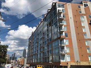 2222 Detroit Ave #510, Cleveland, OH 44113 (MLS #4034968) :: RE/MAX Trends Realty