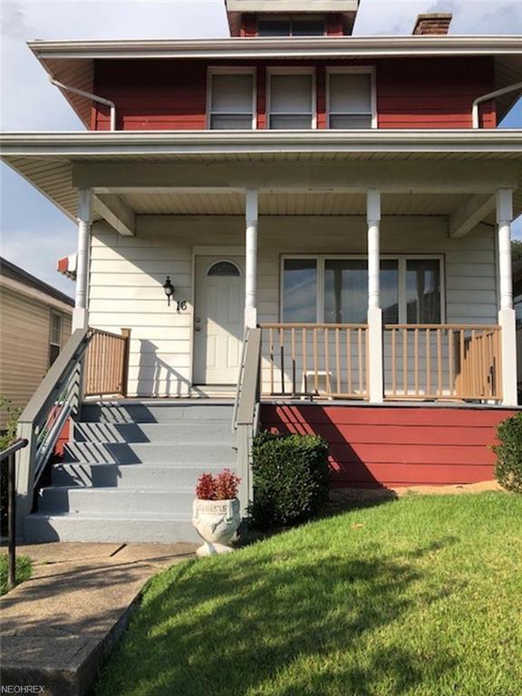 16 2nd Street, Beech Bottom, WV 26030 (MLS #4035015) :: Keller Williams Chervenic Realty