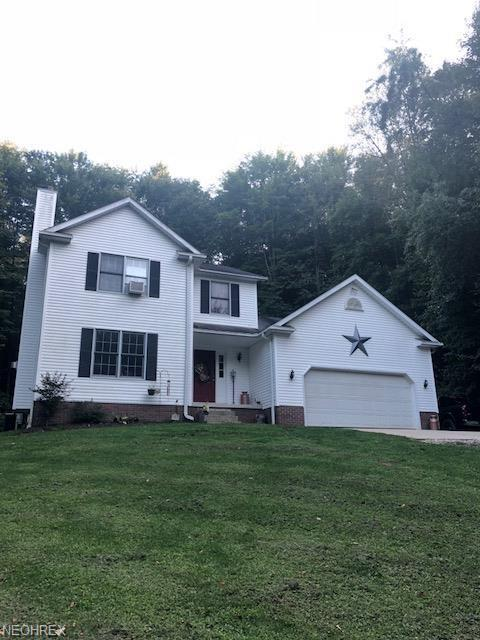3242 County Road 739, Loudonville, OH 44842 (MLS #4036693) :: Keller Williams Chervenic Realty