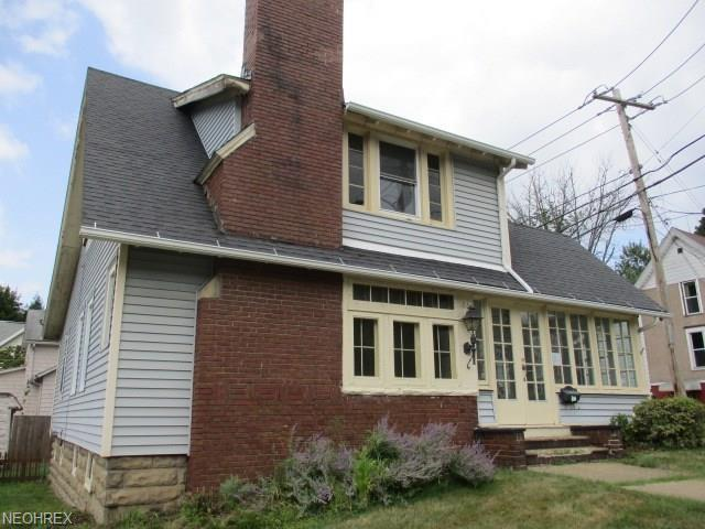 186 College St, Wadsworth, OH 44281 (MLS #4036770) :: Keller Williams Chervenic Realty