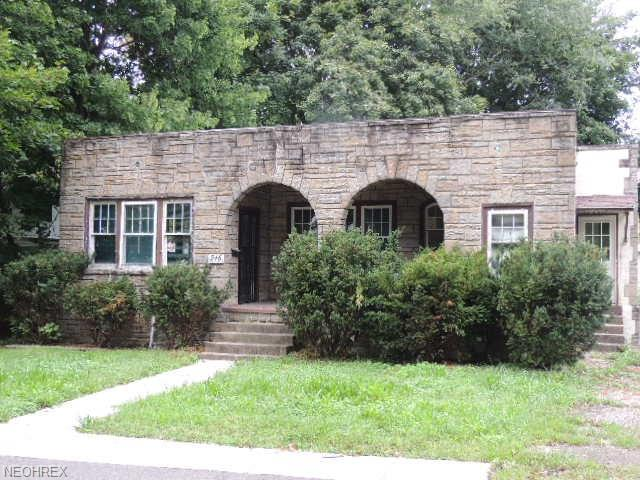 546 Cambridge Rd, Coshocton, OH 43812 (MLS #4036857) :: Keller Williams Chervenic Realty