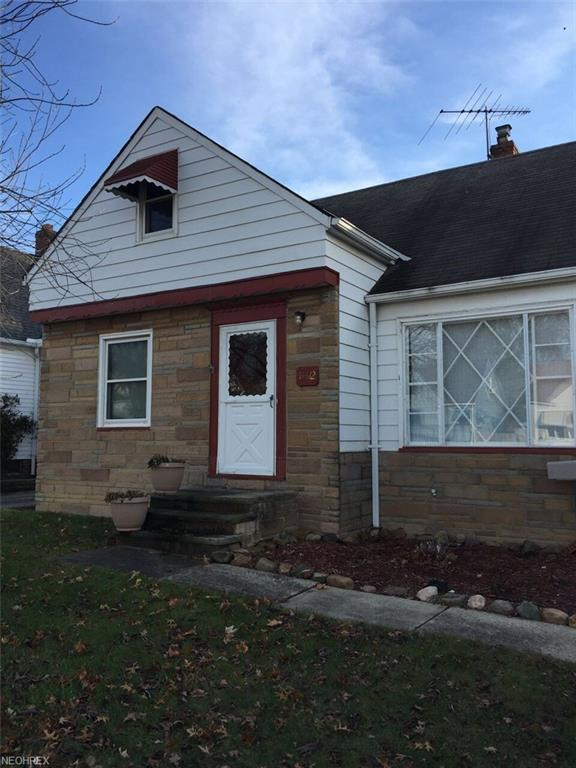 14412 Tokay Ave, Maple Heights, OH 44137 (MLS #4036944) :: RE/MAX Edge Realty