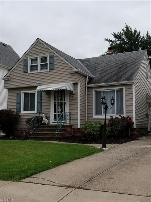 3119 Grovewood Ave, Parma, OH 44134 (MLS #4037393) :: The Crockett Team, Howard Hanna