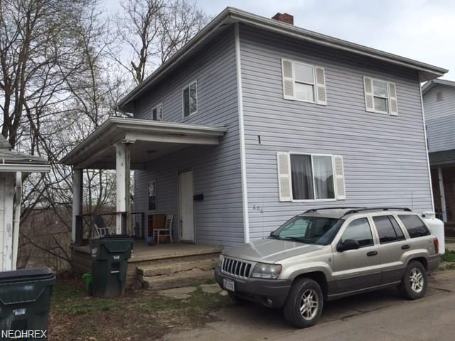 806 Grandview Ave, Coshocton, OH 43812 (MLS #4037638) :: Keller Williams Chervenic Realty