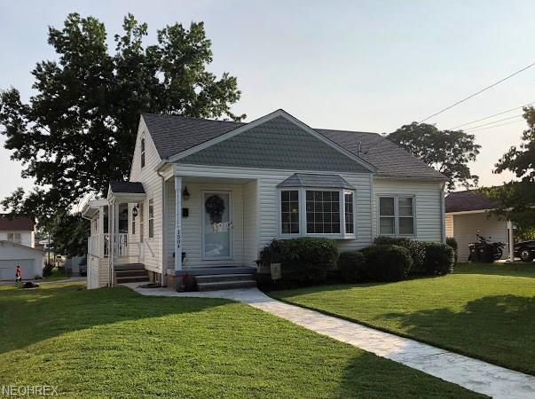 1504 14TH St, Parkersburg, WV 26101 (MLS #4037977) :: RE/MAX Edge Realty