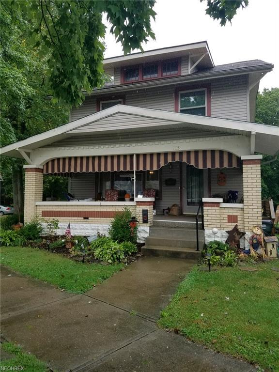 703 N 9th St, Cambridge, OH 43725 (MLS #4038182) :: Keller Williams Chervenic Realty