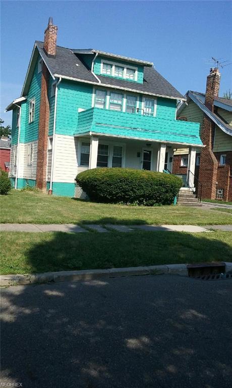 3724 E Sudbury Rd, Shaker Heights, OH 44120 (MLS #4038499) :: The Crockett Team, Howard Hanna