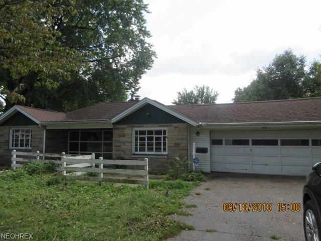 308 Heatherwood St SW, North Canton, OH 44720 (MLS #4039067) :: RE/MAX Trends Realty