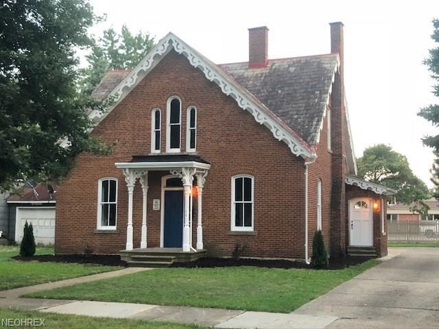 416 Fair Ave NW, New Philadelphia, OH 44663 (MLS #4039384) :: Keller Williams Chervenic Realty