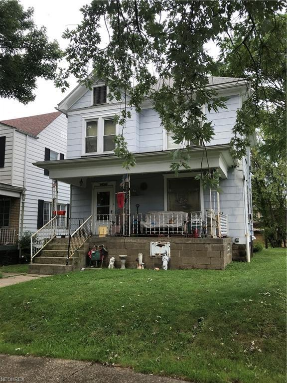 1219 Oregon Ave, Steubenville, OH 43952 (MLS #4042140) :: PERNUS & DRENIK Team