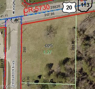 Evergreen Blvd, North Ridgeville, OH 44039 (MLS #4042455) :: RE/MAX Edge Realty
