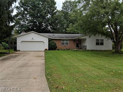 427 Cartwright Dr, Fairlawn, OH 44333 (MLS #4045185) :: RE/MAX Trends Realty