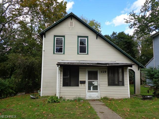 419 W Larwill St, Wooster, OH 44691 (MLS #4046174) :: RE/MAX Edge Realty