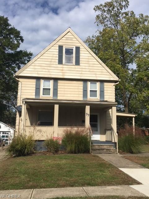 99 Woodrow Ave, Bedford, OH 44146 (MLS #4046856) :: PERNUS & DRENIK Team