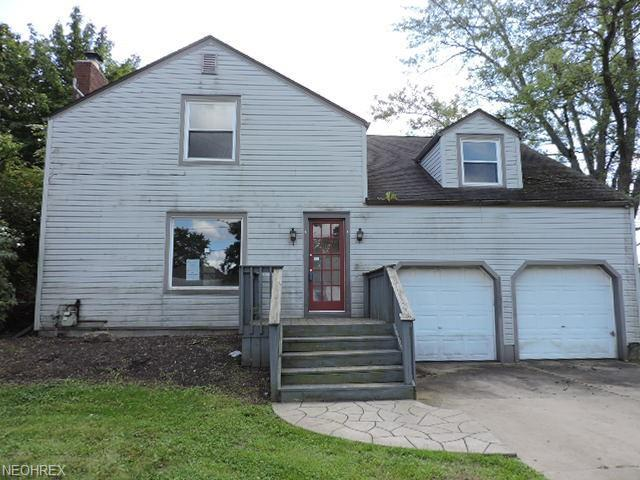 121 Marshall Ave W, Warren, OH 44483 (MLS #4047152) :: RE/MAX Valley Real Estate