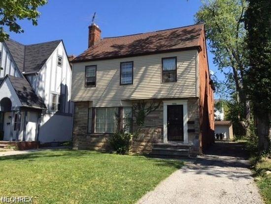 3597 Normandy Rd, Shaker Heights, OH 44120 (MLS #4047169) :: The Crockett Team, Howard Hanna