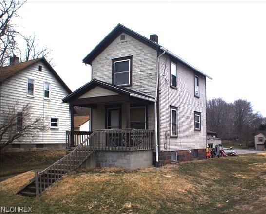 7809 Rose Ave, Masury, OH 44438 (MLS #4047605) :: RE/MAX Valley Real Estate