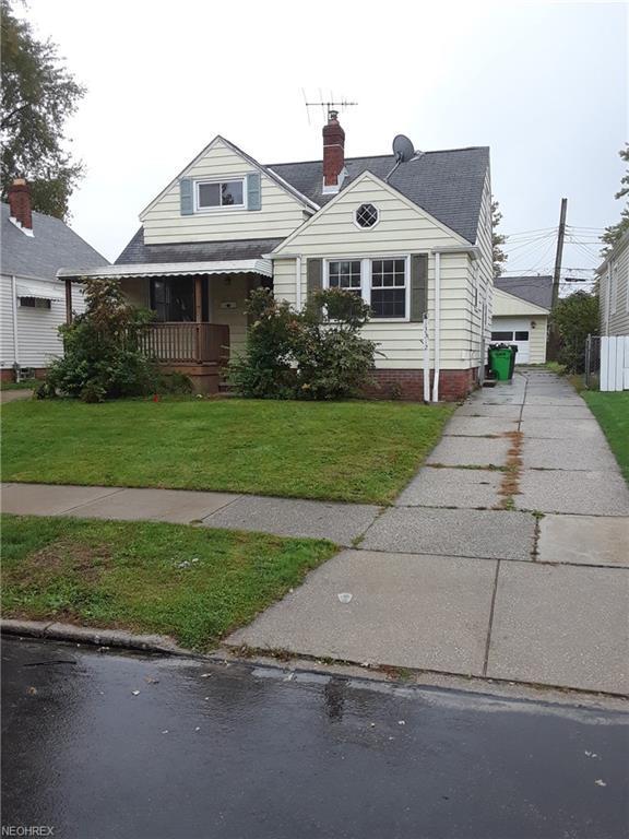 13312 Havana Rd, Garfield Heights, OH 44125 (MLS #4049585) :: RE/MAX Edge Realty