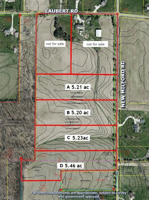 A New Milford Rd, Atwater, OH 44201 (MLS #4049784) :: The Crockett Team, Howard Hanna