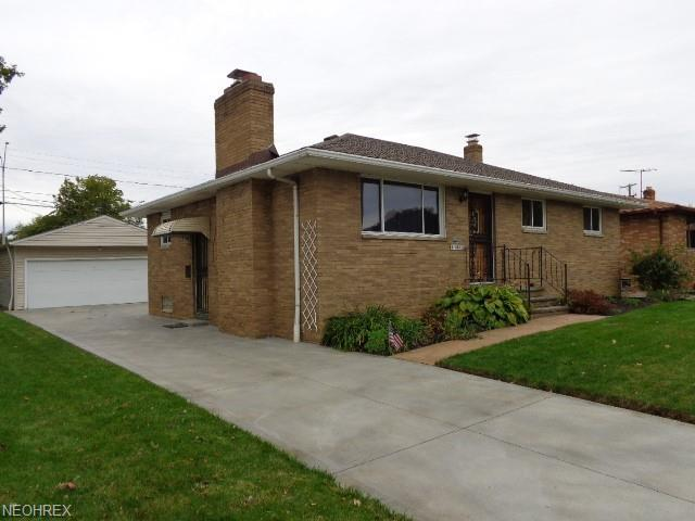 14615 Terminal Ave, Cleveland, OH 44135 (MLS #4049821) :: RE/MAX Edge Realty