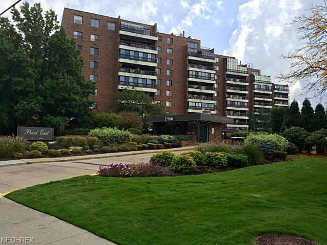 27500 Cedar Rd #203, Beachwood, OH 44122 (MLS #4050211) :: RE/MAX Trends Realty