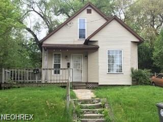 1058 Ackley St, Akron, OH 44306 (MLS #4051310) :: RE/MAX Edge Realty