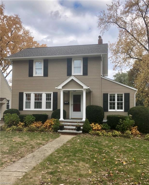 4117 W 219th St, Fairview Park, OH 44126 (MLS #4051461) :: RE/MAX Trends Realty