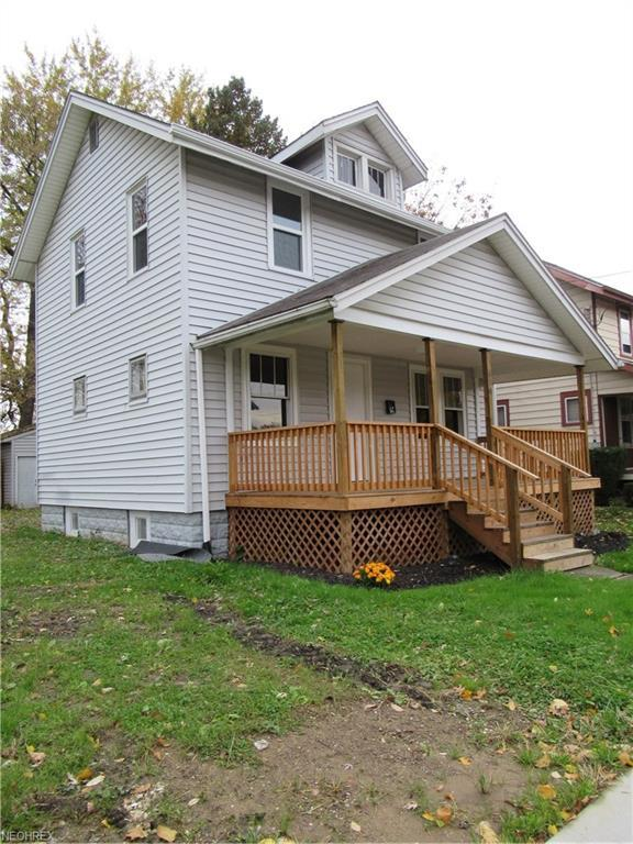 870 Saxon Ave, Akron, OH 44314 (MLS #4051631) :: RE/MAX Edge Realty