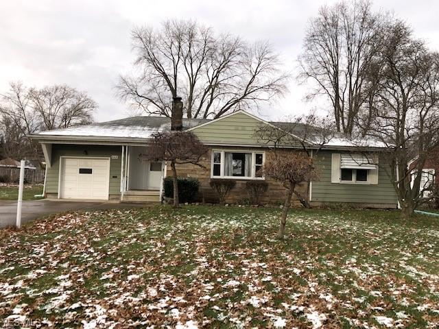 468 Wildwood Dr, Youngstown, OH 44512 (MLS #4051687) :: RE/MAX Valley Real Estate