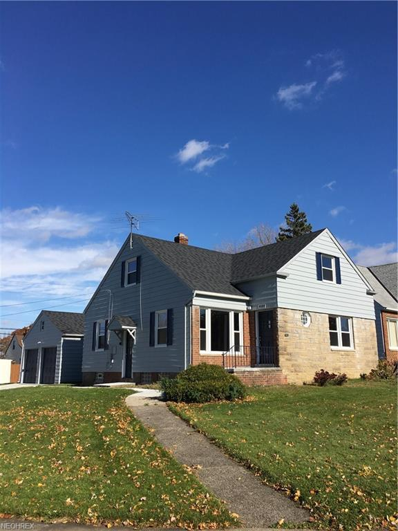 4089 Verona Road, South Euclid, OH 44121 (MLS #4051689) :: RE/MAX Trends Realty