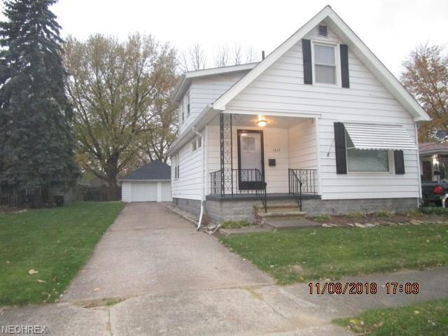 1612 Maryland Ave, Lorain, OH 44052 (MLS #4051956) :: The Crockett Team, Howard Hanna