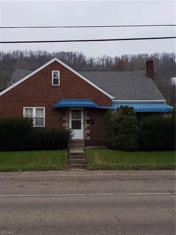 501 Walden Ave, Tiltonsville, OH 43963 (MLS #4053012) :: The Crockett Team, Howard Hanna