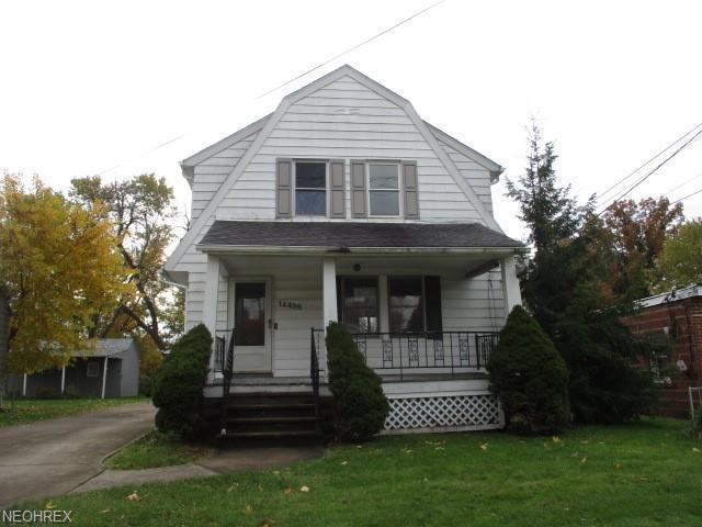 14488 Pease, Maple Heights, OH 44137 (MLS #4053747) :: RE/MAX Valley Real Estate