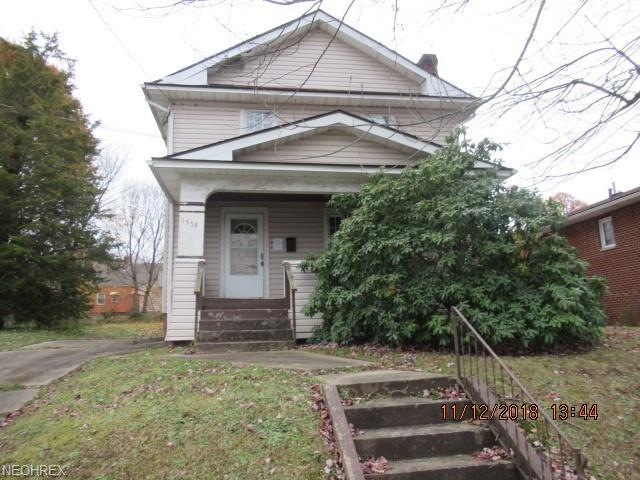 1333 Roslyn Ave, Akron, OH 44320 (MLS #4053938) :: Tammy Grogan and Associates at Cutler Real Estate
