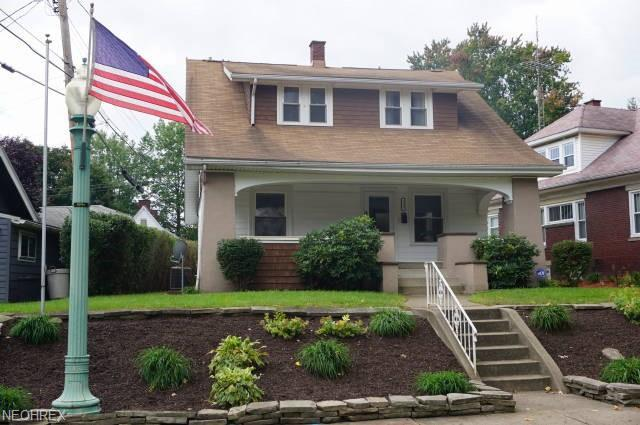 1217 Perkins Ave NW, Canton, OH 44703 (MLS #4053970) :: RE/MAX Edge Realty
