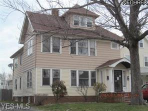 3393 Altamont Ave, Cleveland Heights, OH 44118 (MLS #4054022) :: RE/MAX Edge Realty