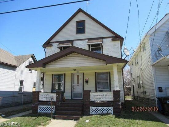 3393 W 45th St, Cleveland, OH 44102 (MLS #4054116) :: RE/MAX Edge Realty