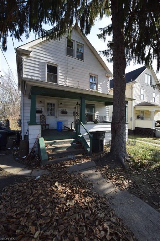 561 Dayton St, Akron, OH 44310 (MLS #4054337) :: Keller Williams Chervenic Realty